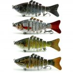 Swimbaits for bass fishing: how, when and where to use them