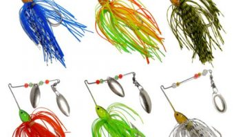 All about spinnerbaits for bass fishing