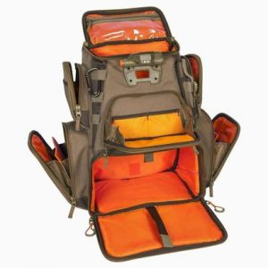 wild river wn3604 nomad lighted tackle backpack with integrated led light system