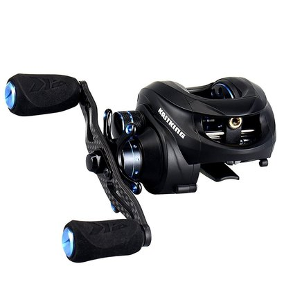 kastking assassin 5.7 oz carbon baitcasting reel with four carbon fiber disk system max drag 16.5 lb and dual brake system magnetic + 6-pin centrifugal