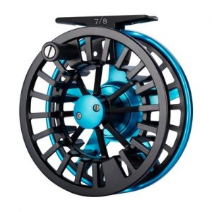 piscifun aoka reel series fly fishing reels with cork/teflon disc drag system