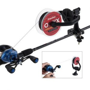 piscifun most versatile line spooler adaptable for different reels eliminate line twist