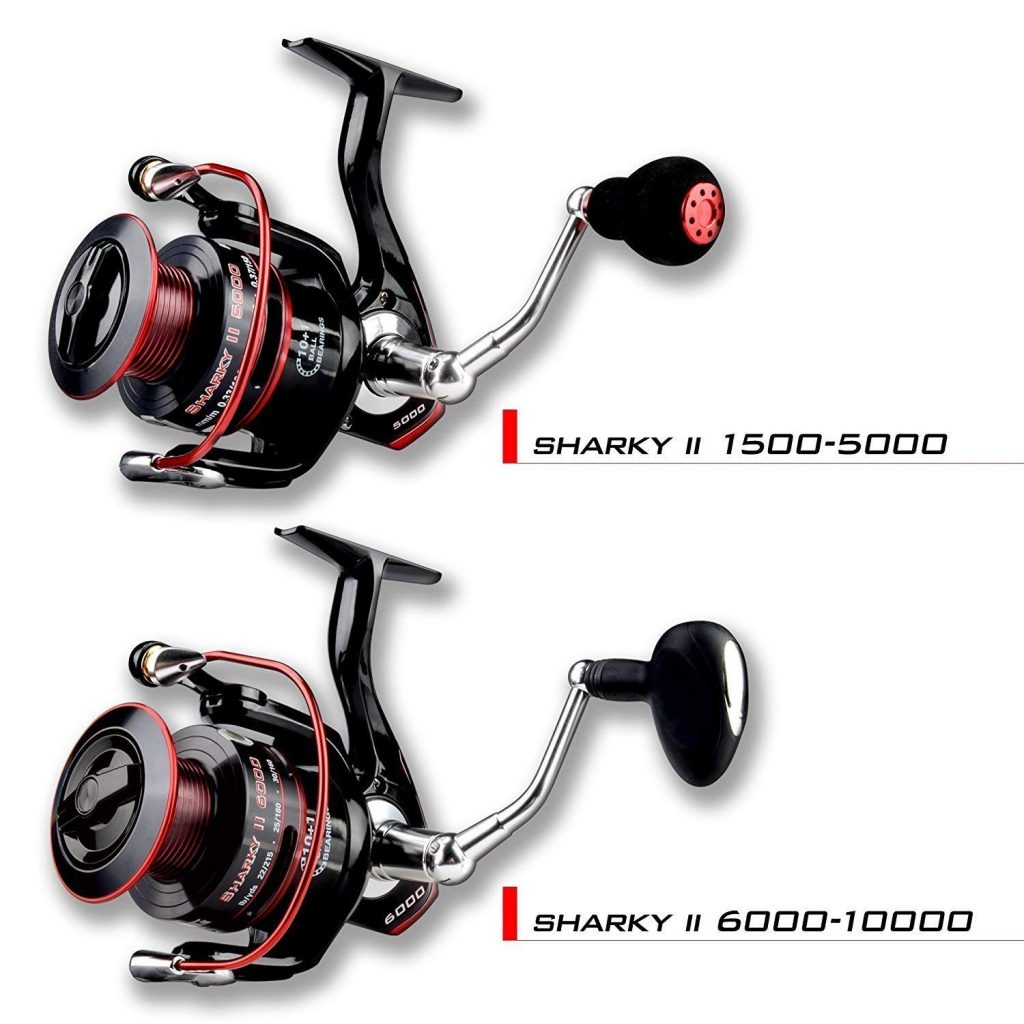 Kastking best bass spinning reel under 50