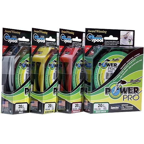 powerpro fishing lines